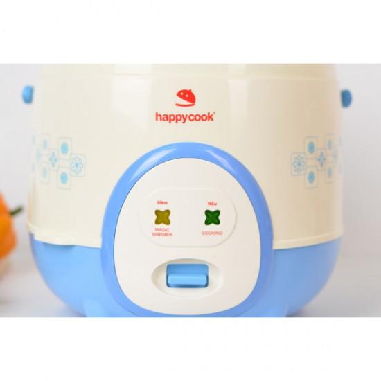 Nồi Cơm Điện Nắp Gài 1.2 Lít Happy Cook HC-120