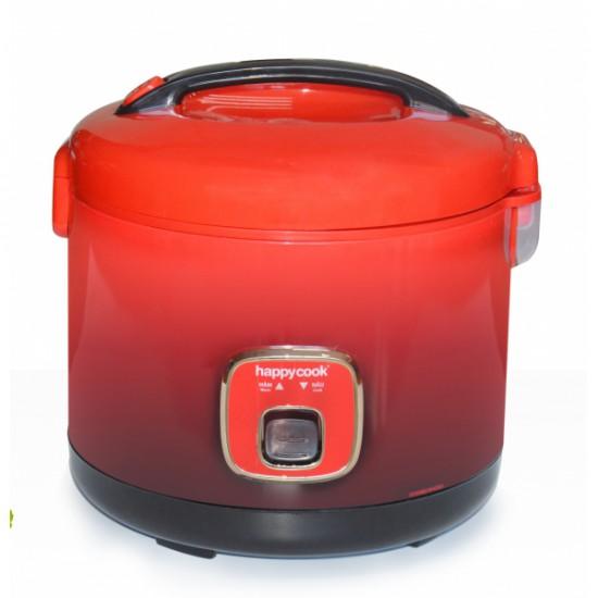 Nồi Cơm Điện Nắp Gài 3 Lít Happy Cook HC-300LX