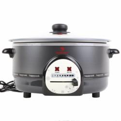 Nồi lẩu điện đa năng nắp kính 2.8 lít Happy Cook HCHP-300A
