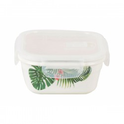 Hộp Sứ Vuông HappyCook Ceramic 275ml HCC-275S