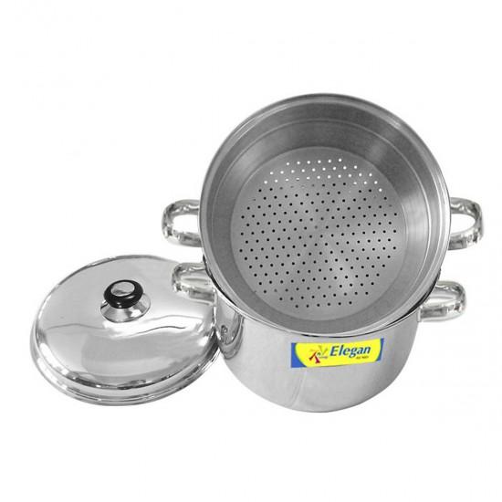Bộ Xửng Happy Cook Elegan ST24-EL (24cm)
